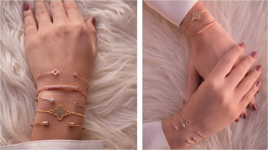 Athena Designs Presented by Selections | 2 Hands of Bracelets