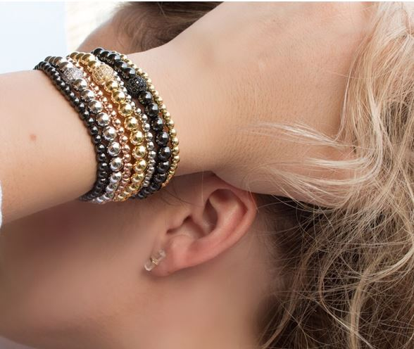 Athena Designs Presented by Selections | Bracelets and Quartz Earrings