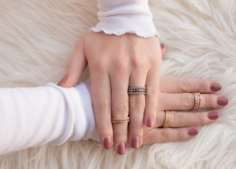 Athena Designs Presented by Selections | Rings and Hands
