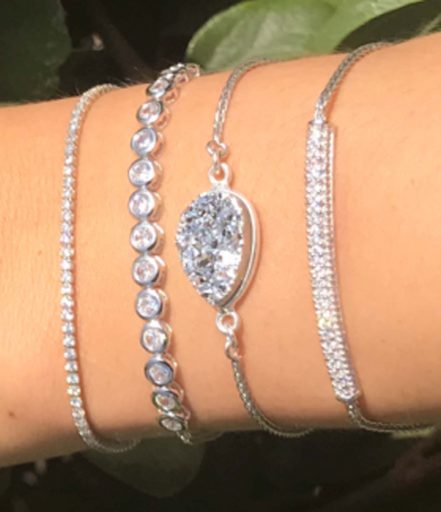 Athena Designs Presented by Selections | Silver Bracelets